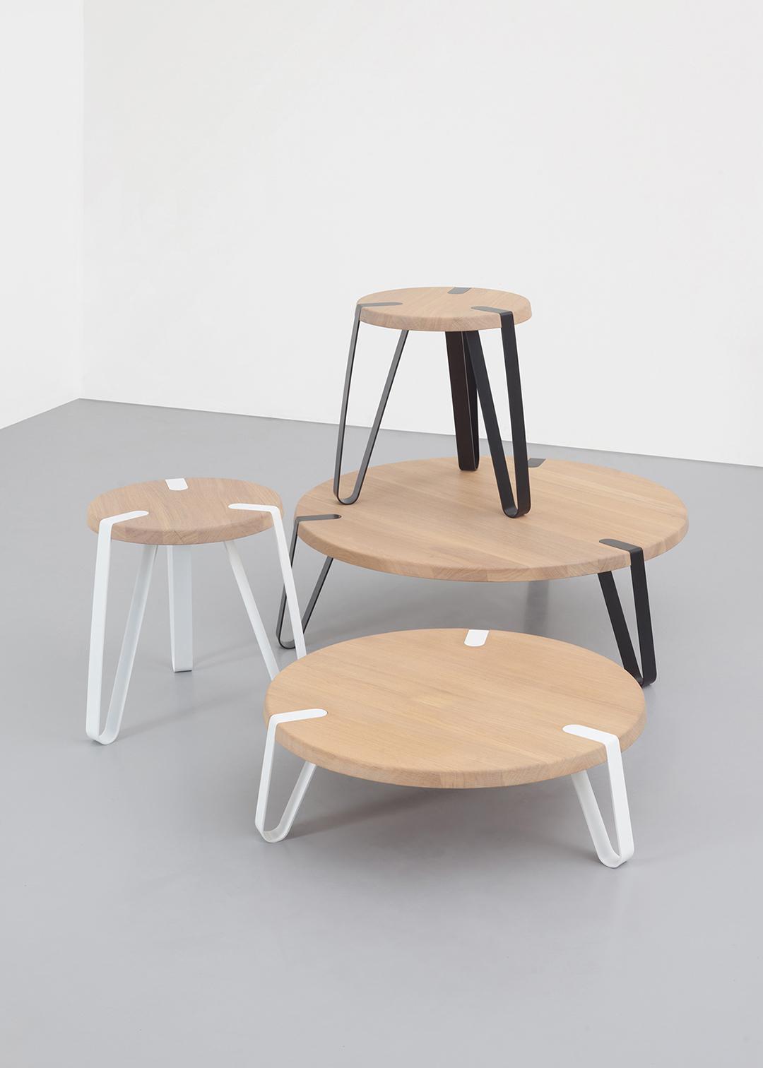 Level salontafel set